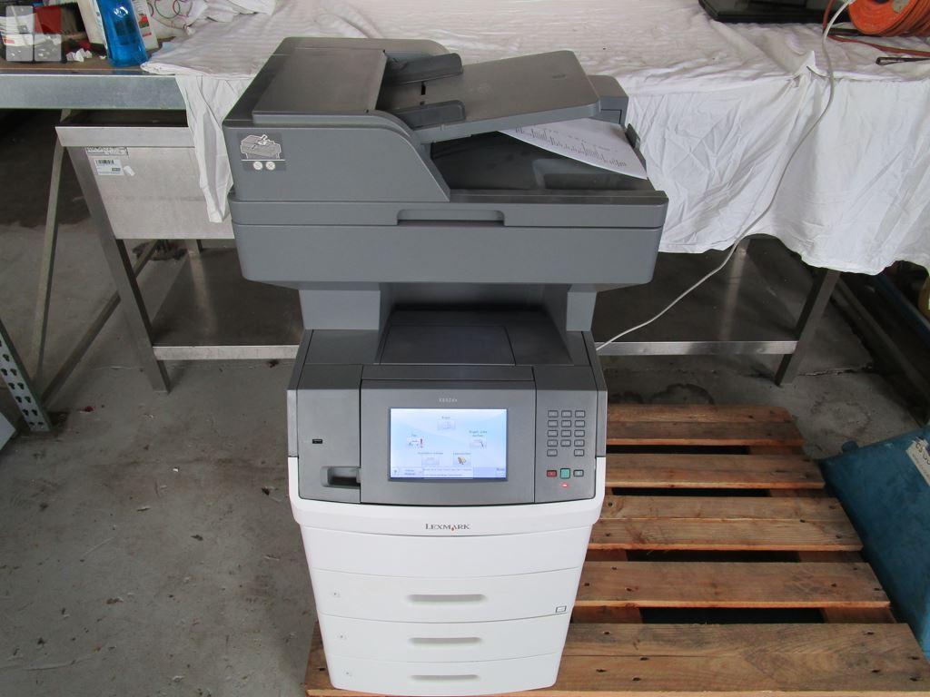 Lexmark X652de